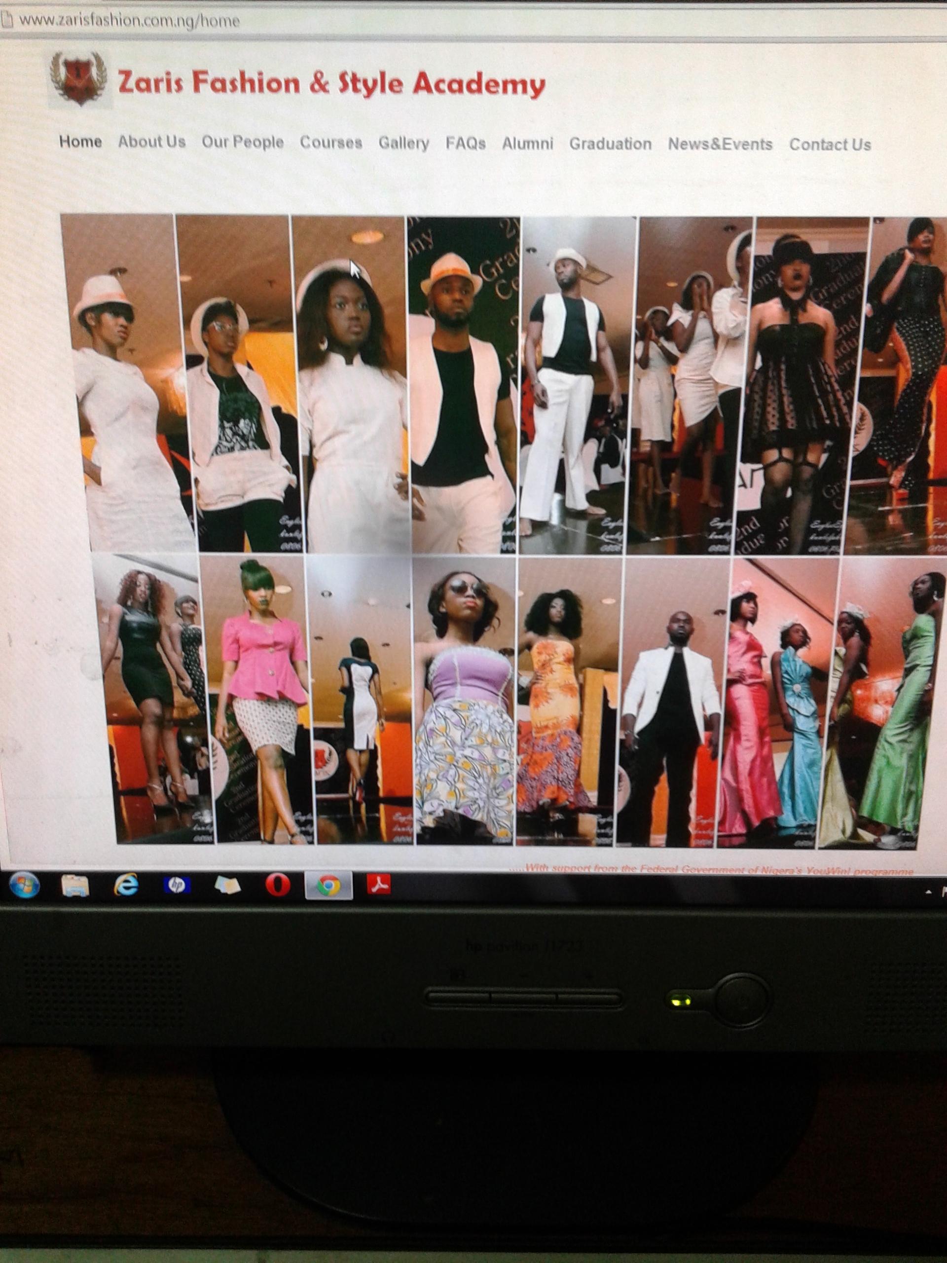 2014 04 22 Fashion Designers Association Of Nigeria