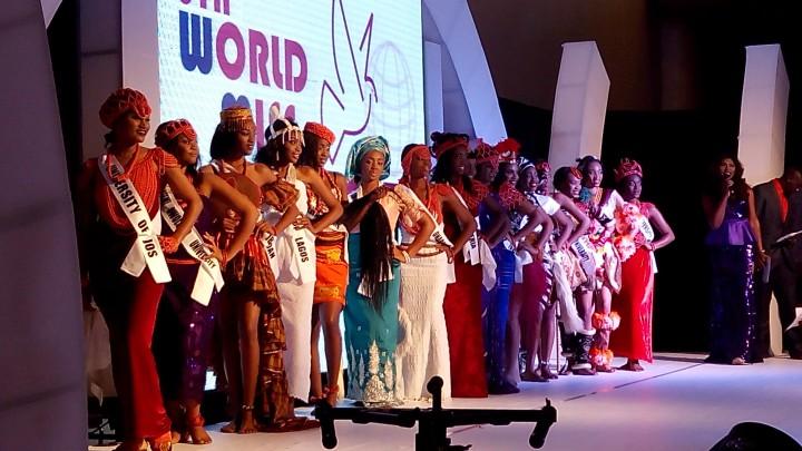 World Miss University Nigeria(WMUN)