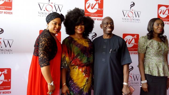 W.FM 91.7 Nigeria's 1st  Radio Station For Women  Launch