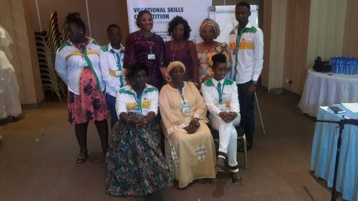 BOI Technical Vocational Skills Competition, Lagos Zone.