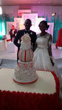 Wedding Of Elizabeth Teimo Dogubo and Obinna Fred Nwaorgu