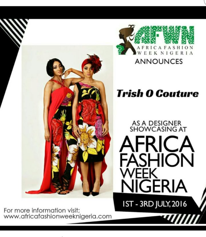 Trish O Couture Fashion Designers Association Of Nigeria