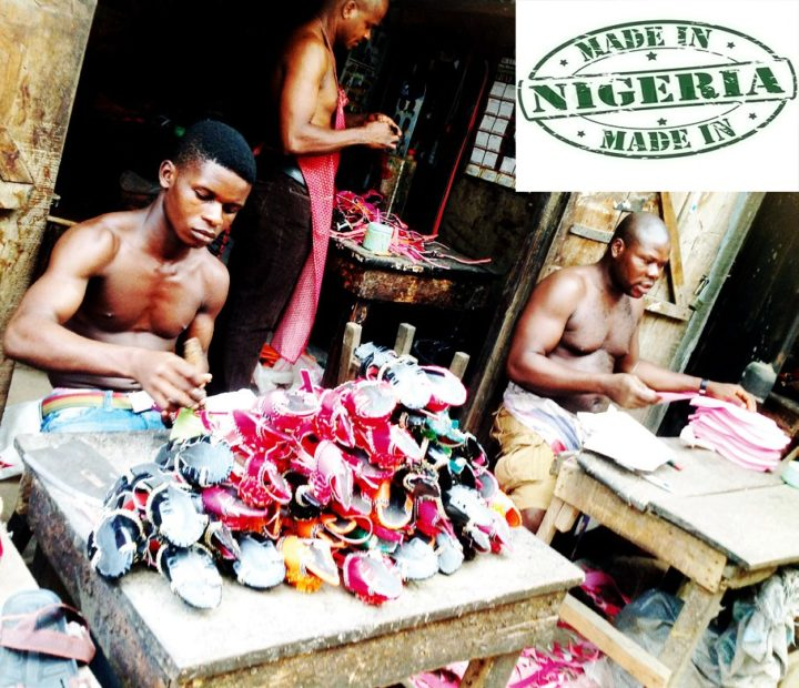 THE CONCEPT OF MADE IN NIGERIA PRODUCTS
