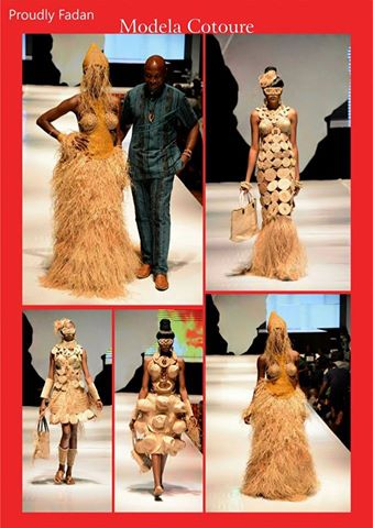 Modela Couture at AFWN 2016