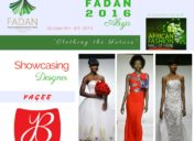 YAGEE BRIDAL FASHION Showcasing at Runway FADAN 2016