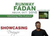 KADOL FASHION Showcasing at Runway FADAN 2016