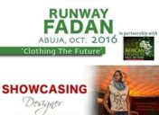 Victor Bassi Showcasing at Runway FADAN 2016