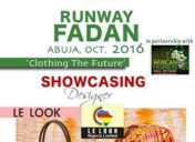 LE LOOK Showcasing at Runway FADAN 2016