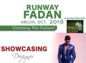 S.I.R Showcasing at Runway FADAN 2016