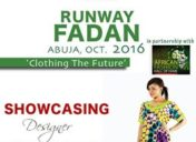 2Fafii Clothiers Limited Showcasing at Runway FADAN 2016